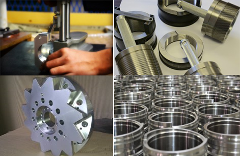 CNC and Manual Machining Examples by Virdi Industries